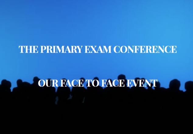 primary exam conference